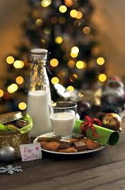 what u0027s your christmas story does it involve milk and cookies for