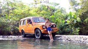 jimny katana jimny katana sj410 sobo kali happy journey to river youtube