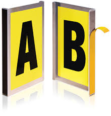 aisle markers warehouse aisle markers allsigns international ltd