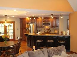 design for living room with open kitchen open kitchens hgtv 17