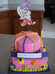 polly pocket cake cakes