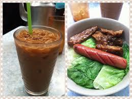 cuisine a炳 豬扒腸米 凍奶茶 香港大坑的炳記茶檔 openrice 香港開飯喇