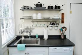 ideas for kitchen shelves appointment kitchen open shelving design ideas hedia
