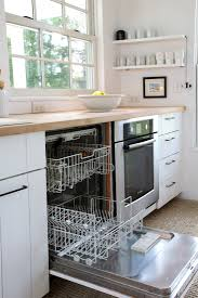 domestic science how to clean a dishwasher remodelista