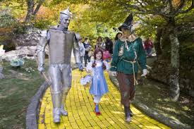 wizard of oz tree costume north carolina u0027s u0027land of oz u0027 theme park is about to reopen