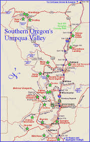 map of oregon wineries the oregon winery review exploring the umpqua valley at pyrenees