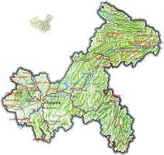 Michigan Topographic Maps by Chongqing Topography Map Chonqing Topographic Map How To Get