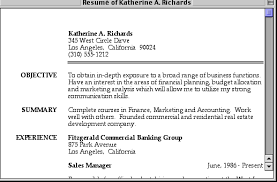 Punctuation In Resumes List Punctuation Resume