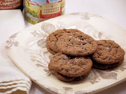 salted mocha hazelnut chocolate chip cookies recipe chip
