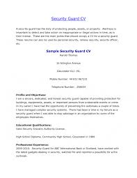 Security Guard Job Description For Resume by Cover Letter Network Security Officer Foundations Recovery Network