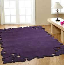 Black And Purple Area Rugs Purple And Grey Area Rugs Home Design Ideas