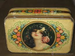 367 best beauty in a box images on pinterest vintage tins tin