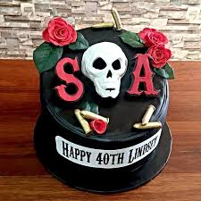 142 soa linkin park birthday cakes images
