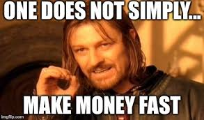 Make Money From Memes - one does not simply meme imgflip