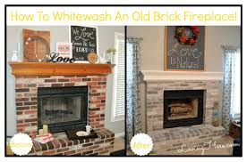 clean fireplace brick indoor bricks soot 506 interior decor