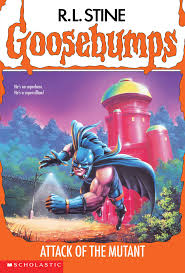 attack of the mutant goosebumps wiki fandom powered by wikia
