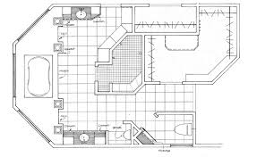 Download Design Bathroom Floor Plan House Scheme - Bathroom designs floor plans