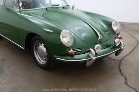 porsche brewster green 1964 porsche 356c beverly hills car club