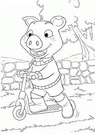 piggley winks scooter jakers adventure piggley