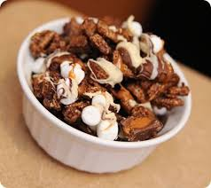 102 best chex mix and popcorn images on pinterest christmas