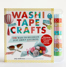 washi crafts book review make and takes