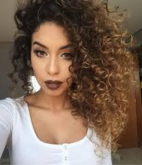 light brown curly hair 35 gorgeous highlights for brightening up dark brown hair part 4
