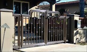 reyes ornamental iron custom handcrafted wrought iron fence gates