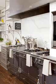 La Cornue Kitchen Designs by Stainless Steel Cooker Château 165 By La Cornue