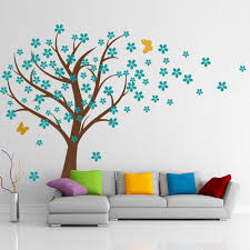 Flower Wall Decals For Nursery by Amazon Com Cherry Blossom Wall Decals Baby Nursery Tree Decals