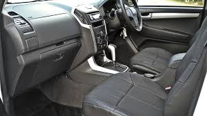 isuzu dmax interior isuzu d max 2 5 eiger summit limited edition