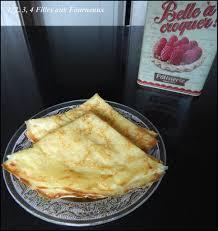 recette de cuisine de christophe michalak crêpes de christophe michalak 1 2 3 4 filles aux fourneaux