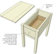 Build A Cheap End Table by Making This Super Cute Little End Table This Website Has Tons Of