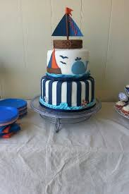 nautical theme baby shower cakes pinterest f nautical baby