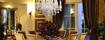 Dining Room Lighting - Dining room crystal chandelier