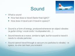 can sound travel through a vacuum images Sound d crowley 2008 sound to know how sound travels and how jpg