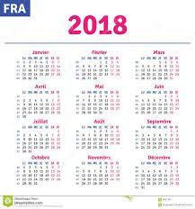 Kalender 2018 Helgdagar Calendar 2018 Stock Vector Image 89214811