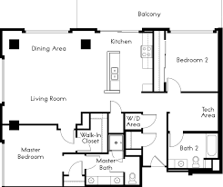 Master Bedroom Bath Floor Plans Novato Ca Apartments Millworks Apartments