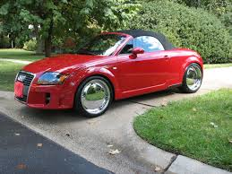 2001 audi tt roadster quattro for sale silver maryland