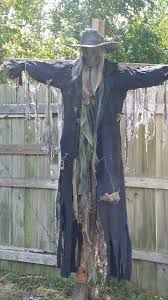 jeepers creepers costume scarecrow i made for jeepers creepers trick or treat