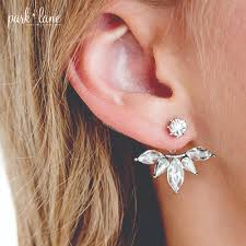 earring pierced park jewelry pristine pierced earrings