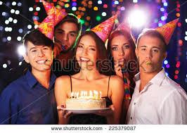 birthday party birthday party club stock photo 225379087