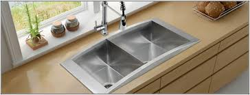 Kitchen Sinks With Faucets by Interior Immaculate Futuristic Home Depot Kitchen Sinks For