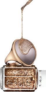 essie penny talk metallic copper nail lacquer u0026 nail art essie