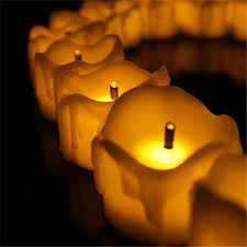 where to buy battery tea lights 6pcs blow on off tea lights with 6pcs plastic candle holder led