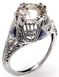 Vintage Wedding Ring Sets by Vintage Wedding Ring Sets For Her 006 Life N Fashion