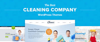 top 12 best cleaning themes for companies services