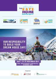 Home Design Expo 2017 Safehome Expo 2017 Exhibition In Nepal