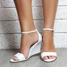 wedges for wedding dress white leather wedge shoes white wedding shoes white wedge