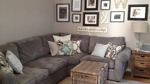 Gray Couch Ideas by Charcoal Sofa Living Room Ideas Three Legs Coffee Table Area Rugs