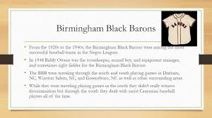Alabama traveling games images The journal of biddy owens the negro leagues birmingham alabama jpg